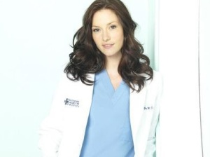 Chyler Leigh as Lexie Grey on Grey's Anatomy