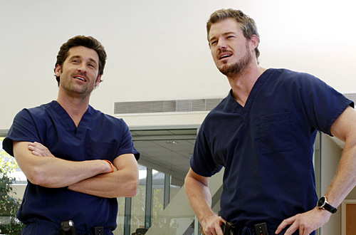 Another \'Grey\'s Anatomy\' fave leaving the show   Moments With Marcy