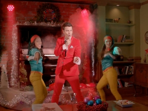 twas the jordan knight before christmas old navy - Old Navy Christmas Commercial
